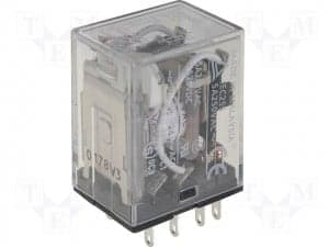 Relay MY2 AC200/220 Omron