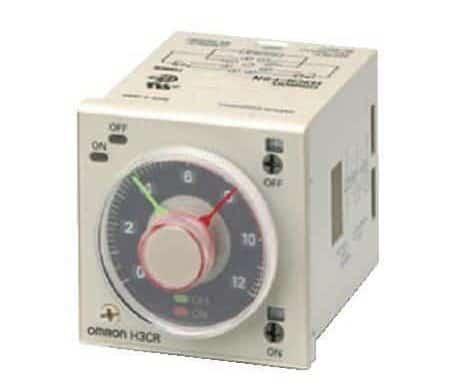 Timer H3CR-F AC100-240 Omron