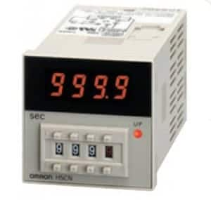 Bộ Định Thời Gian Timer H5CN-XCN AC100-240 Omron