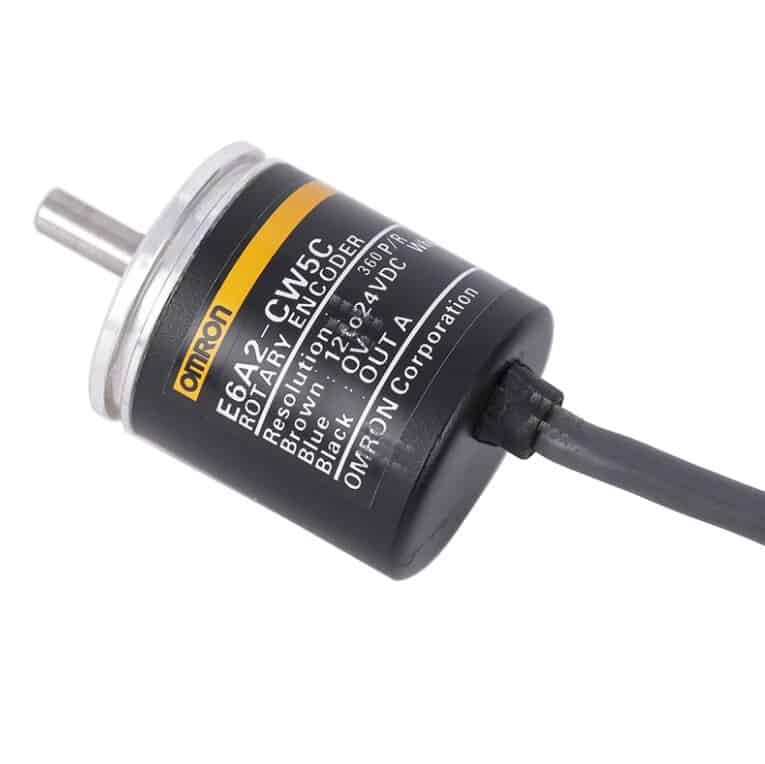 Báo Giá Encoder Omron E6A2-CW5C Chính Hãng