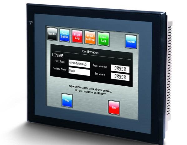 Màn hình (HMI) Omron NS10-TV00B-ECV2
