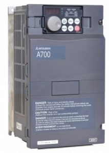 Biến tần Mitsubishi FR A740 3P 380-480V 0.4KW FR-A740-0.4K