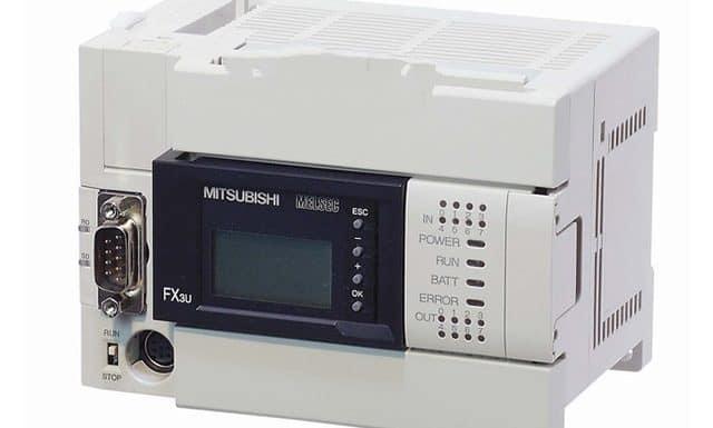 Bộ Lập Trình PLC Mitsubishi FX3U-32MT/ES-A